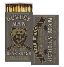 HomArt Matches - Bear Brand