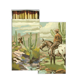 Matches - Cowboy Brown