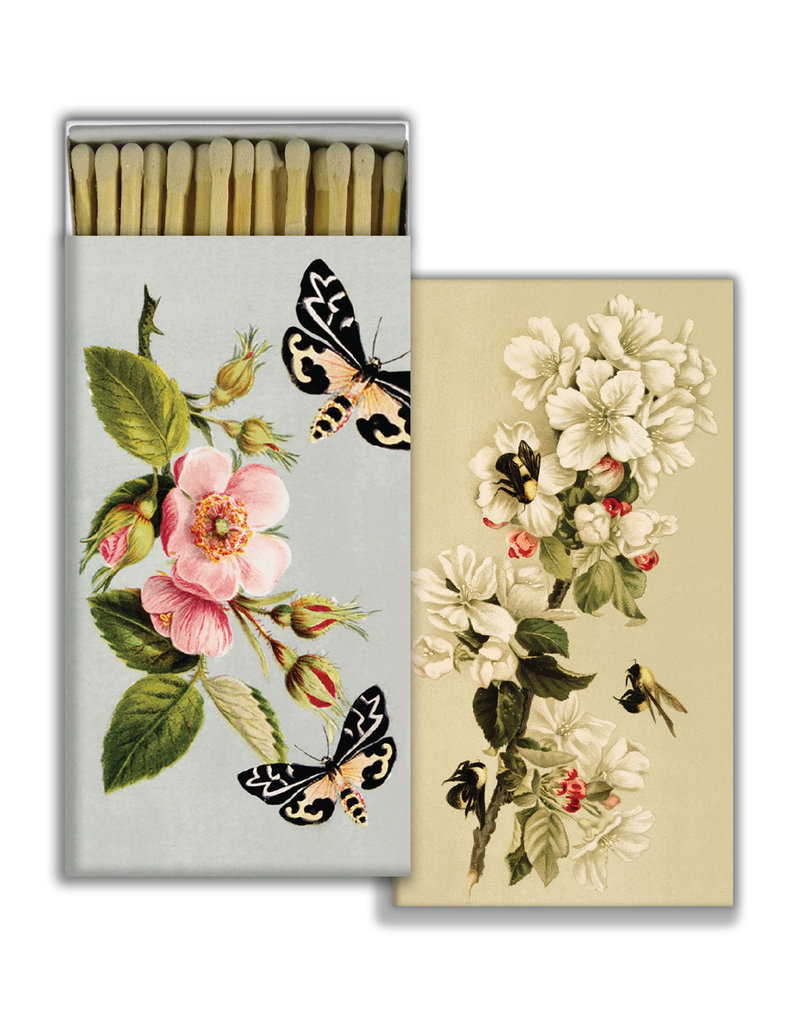 HomArt Matches - Insects & Florals
