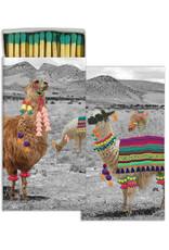 HomArt Matches - Llama