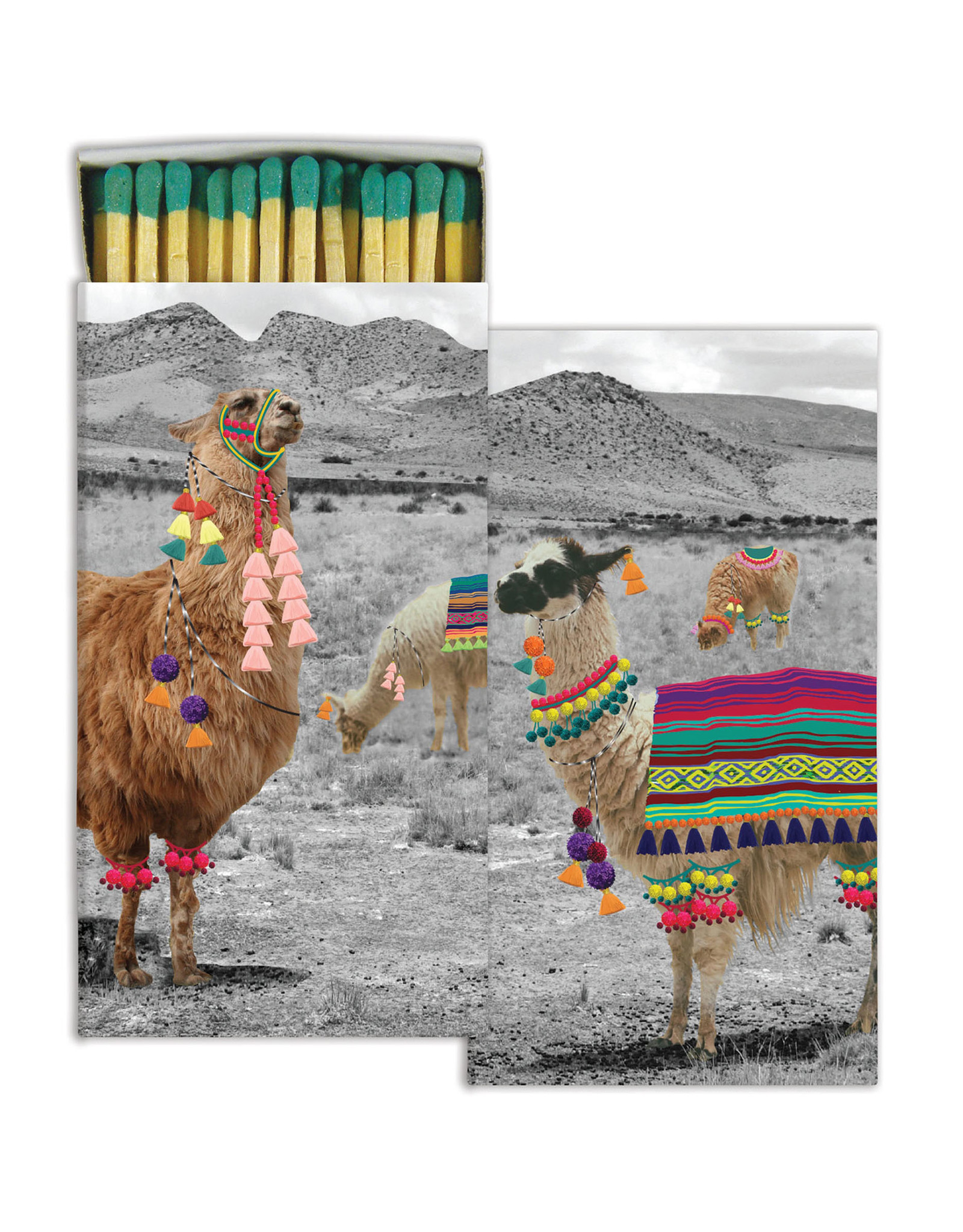 Matches - Llama