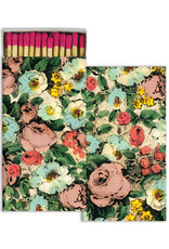 HomArt Matches - Floral Collage
