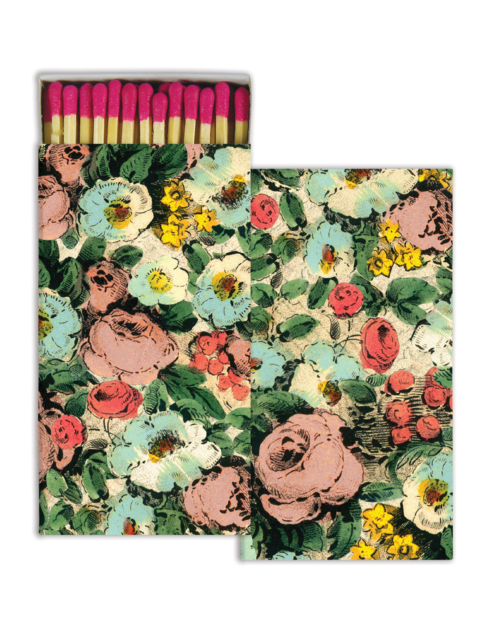 Matches - Floral Collage