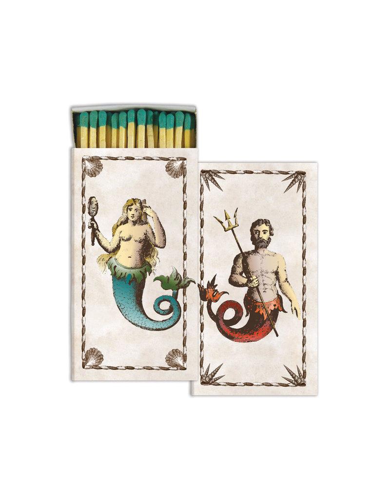 HomArt Matches - Mermaid/Neptune