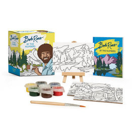 Running Press Bob Ross Paint by the Number