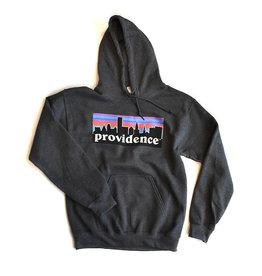 Bad Taste Providence Skyline Hoodie