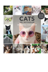 Chronicle Books Cats on Instagram 2020 Wall Calendar