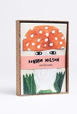 Donna Wilson Critter Cards Boxed Set of 12