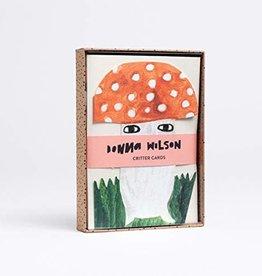 Penguin Random House Donna Wilson Critter Cards Boxed Set of 12