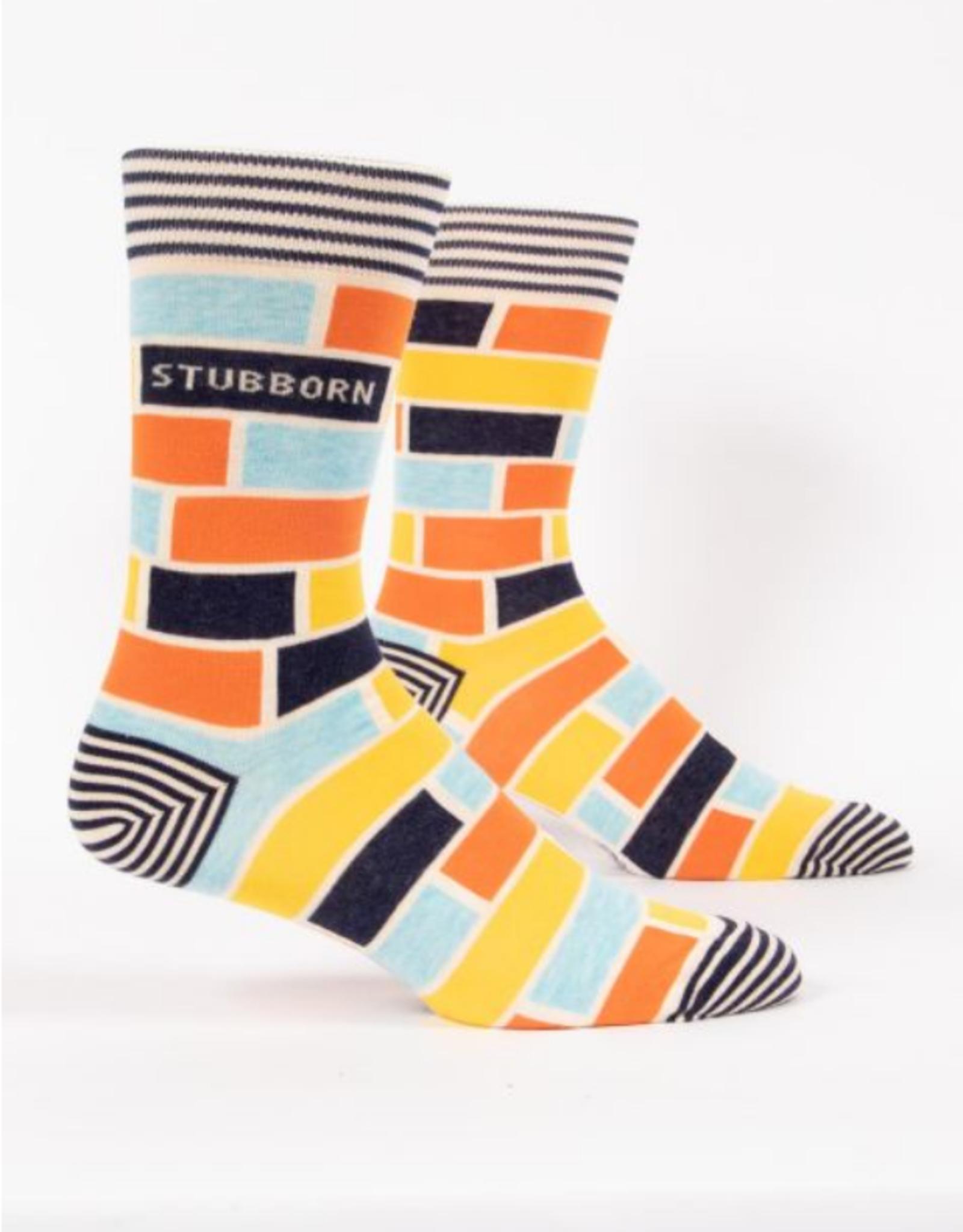 Stubborn Men's Crew Socks