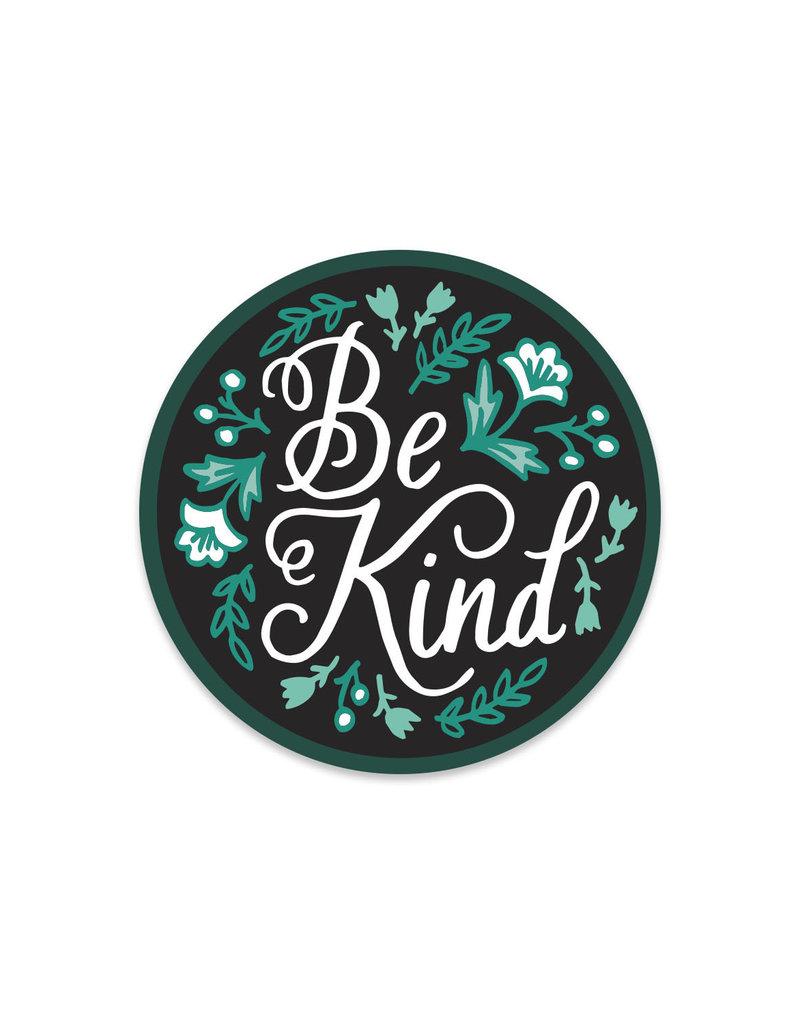 Frog & Toad Press Be Kind Sticker