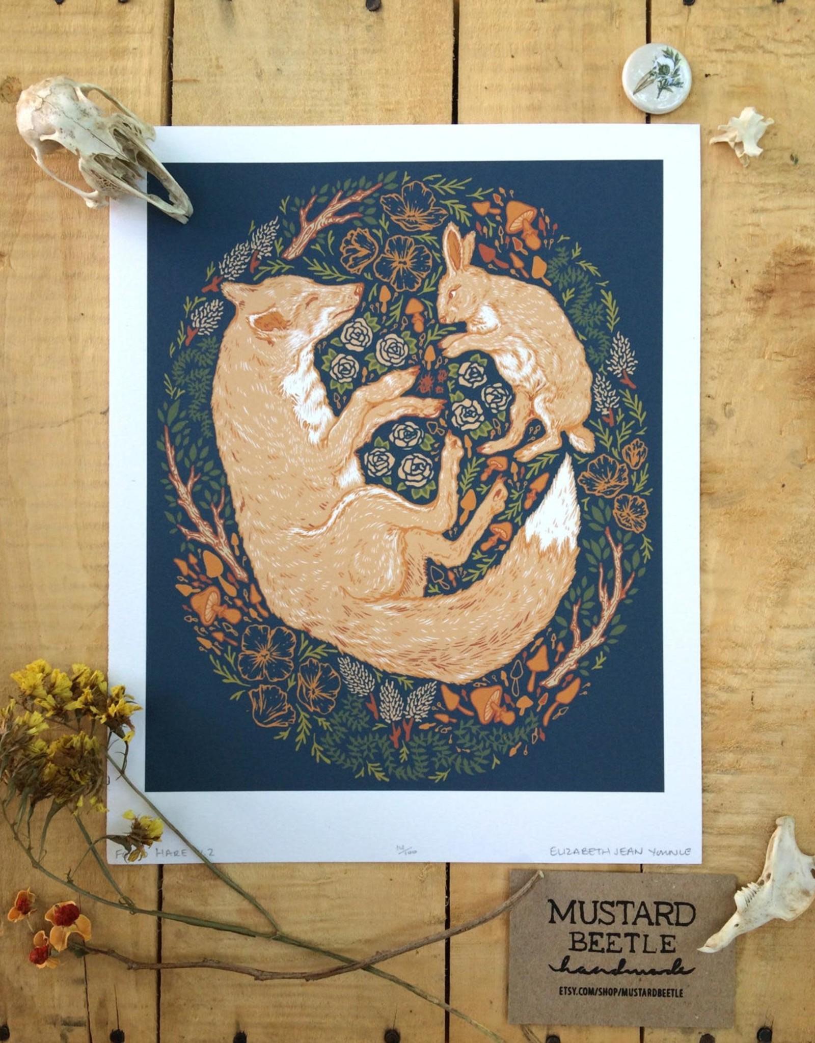 Fox & Hare V.II Print