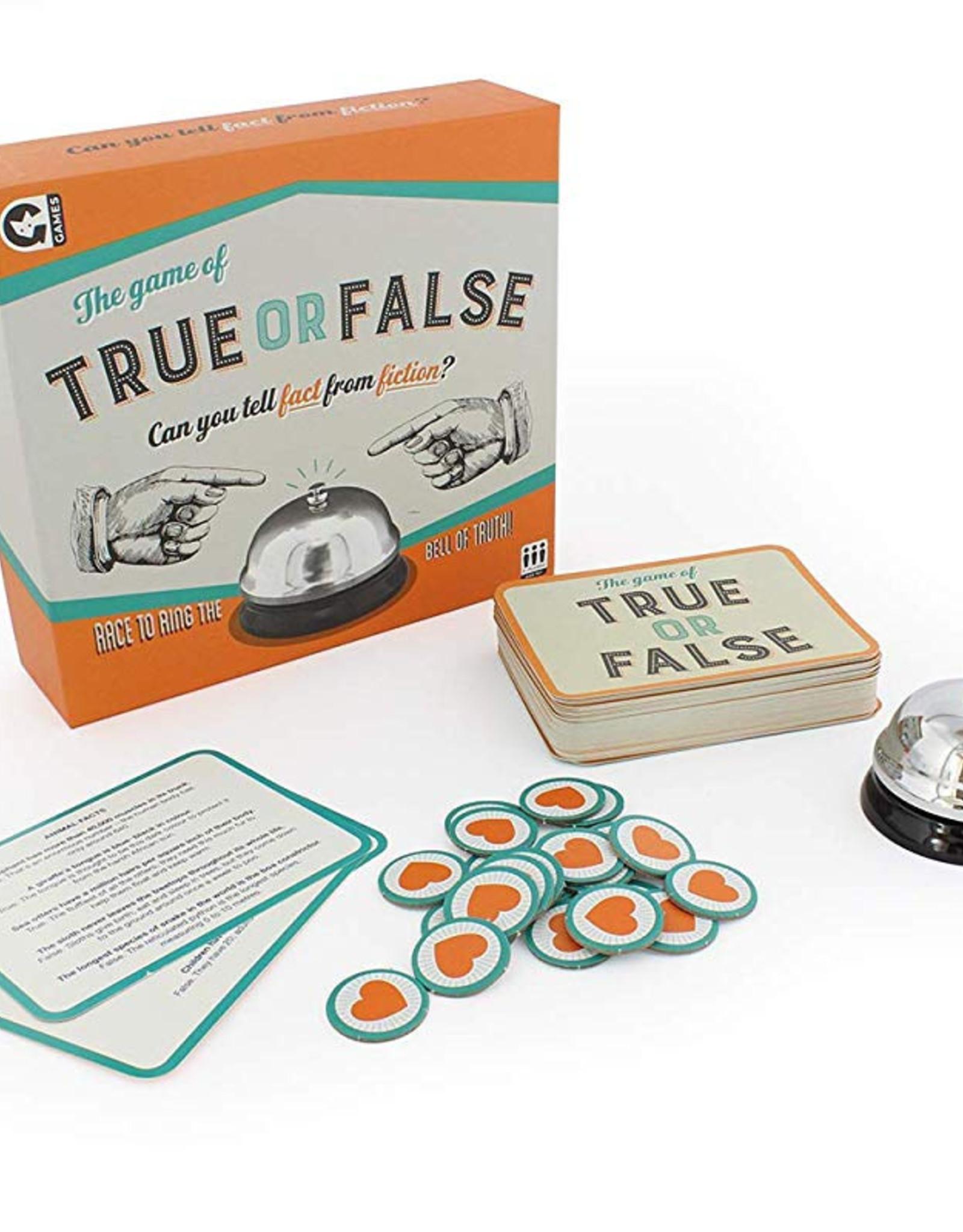 True or False Board Game
