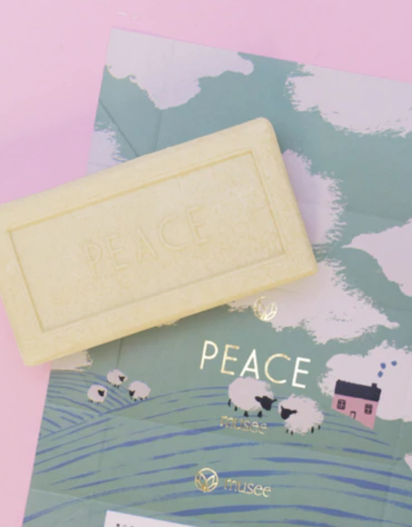 Musee Peace Soap