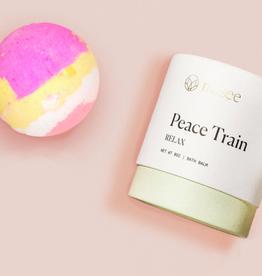 Musee Peace Train Bath Bomb