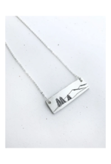 Family Tree Necklace - 1 Child