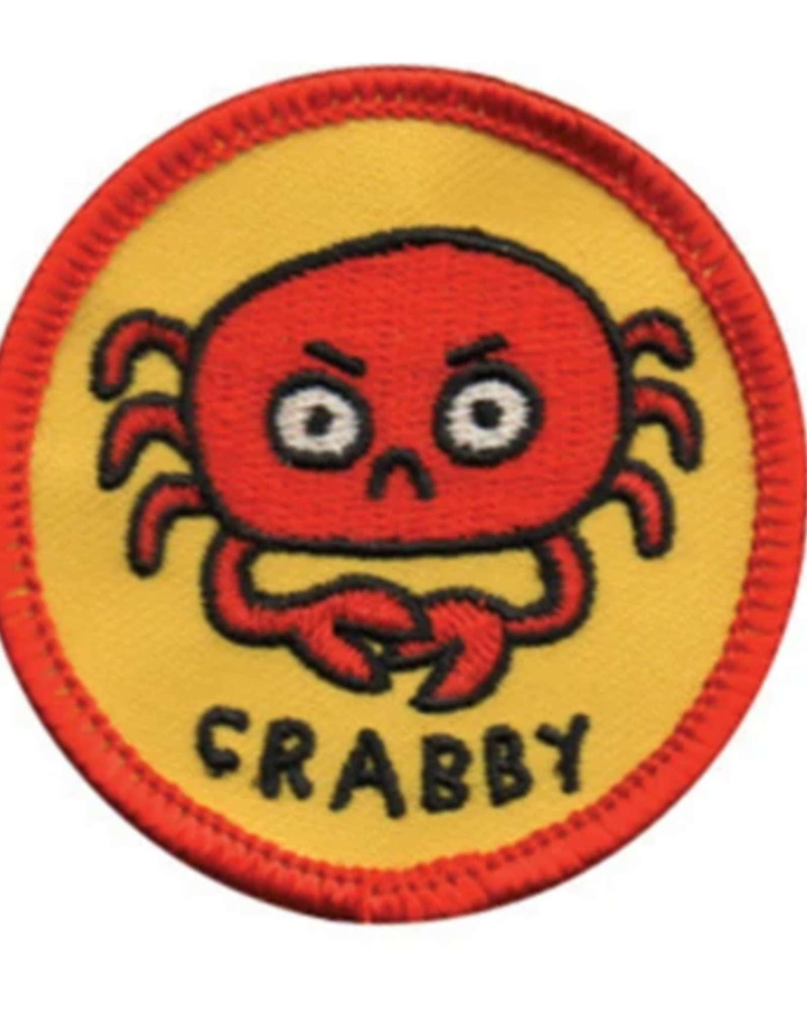 Badge Bomb Crabby Patch