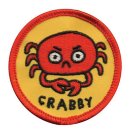 Badge Bomb Crabby Patch