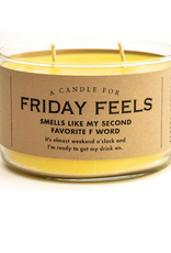 Whiskey River Soap A Candle for Friday Feels (Lunchtime Cocktails Scented)