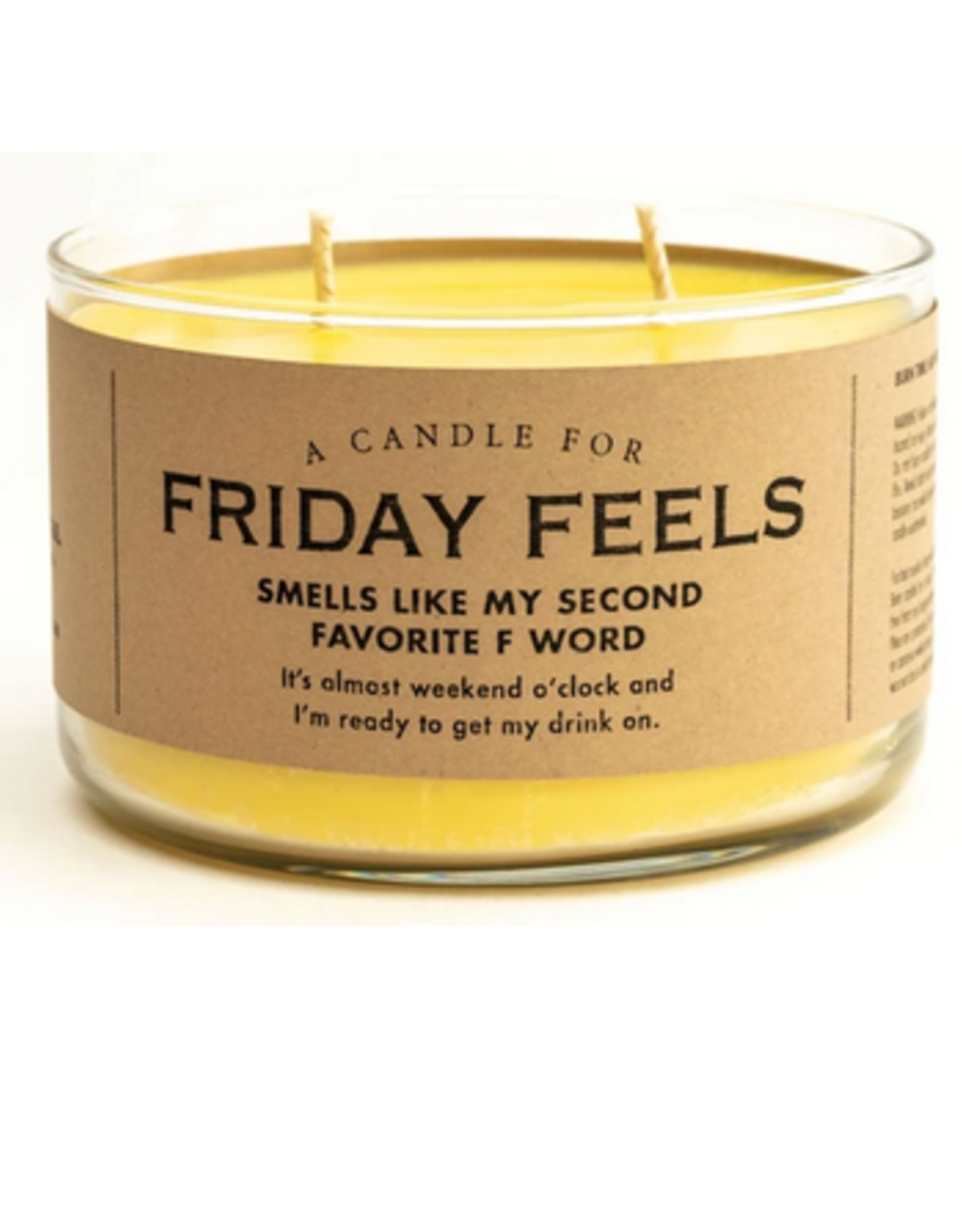 A Candle for Friday Feels (Lunchtime Cocktails Scented)