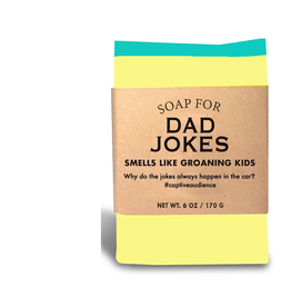 Whiskey River Soap A Soap for Dad Jokes
