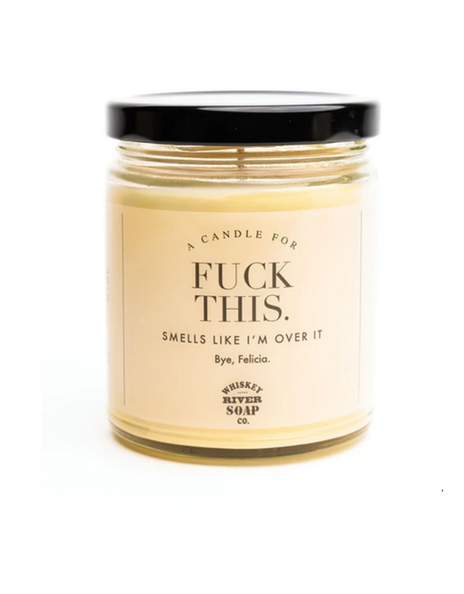 A Candle For Fuck This (Amaretto Sour Scented)