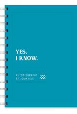 Aquarius Autobiography Journal