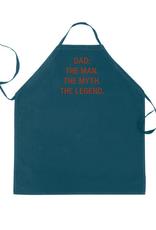 Dad: The Man, Myth, Legend Apron
