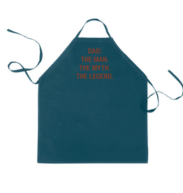 Say What? Dad: The Man, Myth, Legend Apron