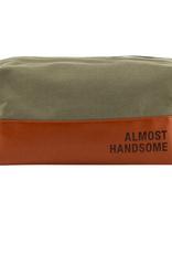 Almost Handsome Dopp Bag
