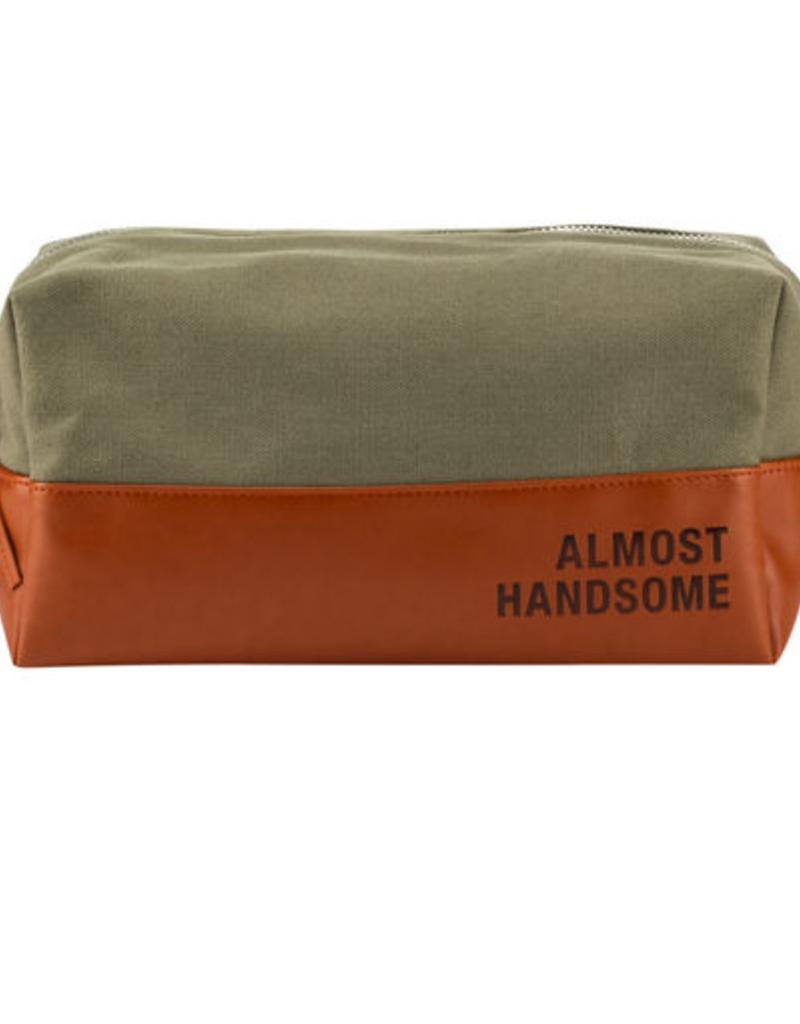 Hello World Almost Handsome Dopp Bag