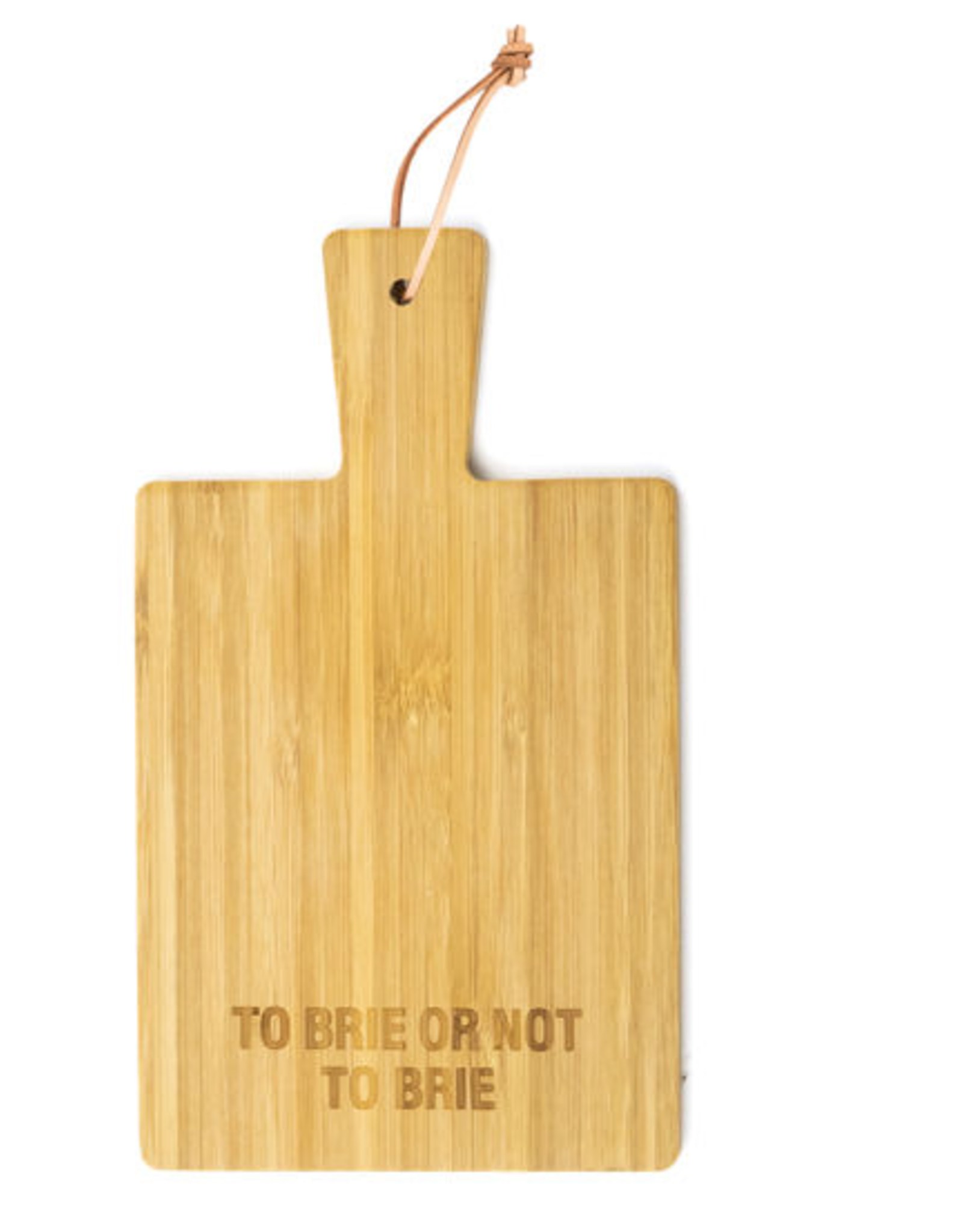 To Brie, Or Not To Brie Cheese Board