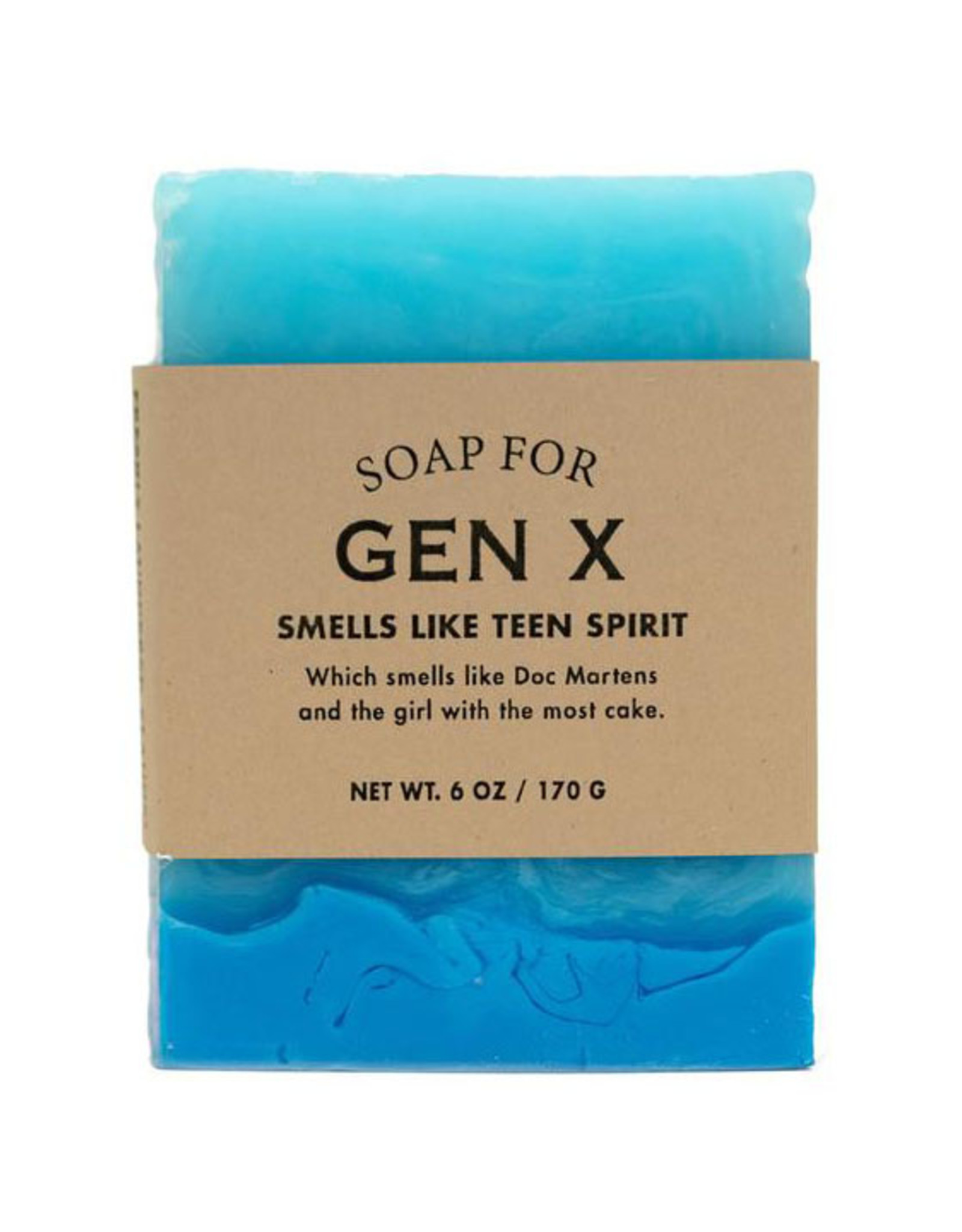 A Soap for Gen X