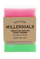 A Soap for Millennials