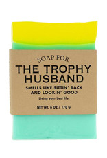 Whiskey River Soap A Soap for The Trophy Husband