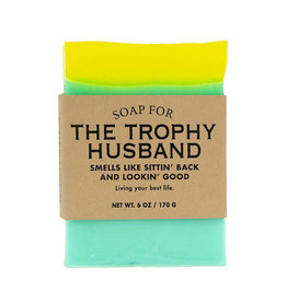 A Soap for The Trophy Husband