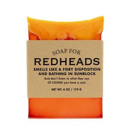 A Soap for Redheads