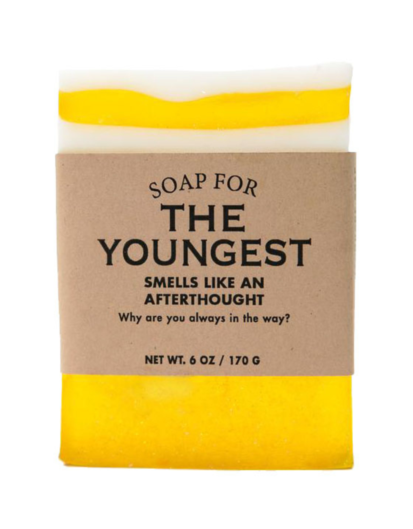 A Soap for The Youngest