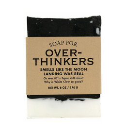 A Soap for Overthinkers