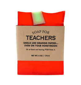 A Soap for Teachers