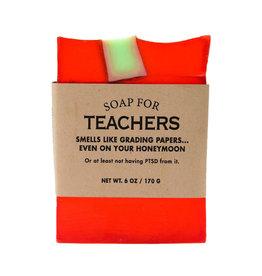A Soap for Teachers