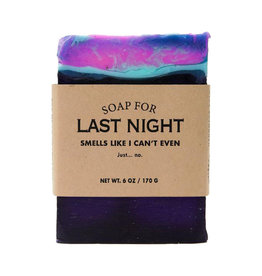 A Soap for Last Night