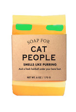 Whiskey River Soap A Soap for Cat People