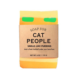 A Soap for Cat People