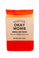 Whiskey River Soap A Soap for Okay Moms