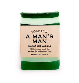 A Soap for Man's Man