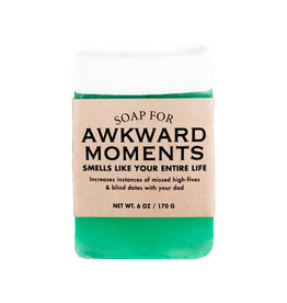 A Soap for Awkward Moments