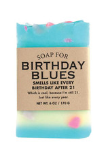 A Soap for Birthday Blues