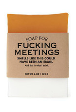 A Soap for Fucking Meetings