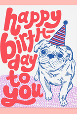 The Good Twin Co. Happy Birthday To You Stevie Greeting Card